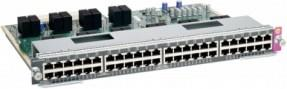Cisco WS-X4748-RJ45V+E Modular Switch
